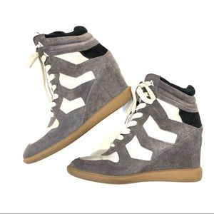 SAM EDELMAN Wedge Sneakers